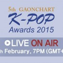 5th Gaon Chart K-Pop Awards